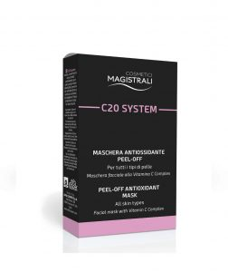 Cosmetici Magistrali C20 System Peel – Off Antioxidant Mask